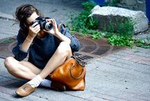 mixology / a mix of tomboy, rocker, hobo/hippie, feminine, relaxed and classic styles