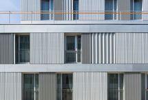 Fassade - Wohnhaus