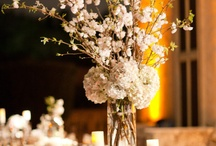 Inspiration for Courtney / Wedding Flower Ideas