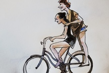 ON MY BICYCLE / For the love of riding a bike
