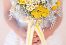 Yarrow Wedding Flowers