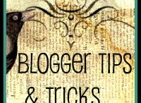 Blogging Tips / Get blogging tips & ideas here. / by Susie @SusieQTpiesCafe.com