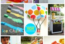 For The Girls  :) / Fun activities, crafts and memories to create with the kids!