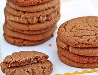 Recipes / Nutella cookies