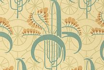 Art Nouveau / Art Nouveau was inspired by natural forms and structures, such as that found in flowers and plants. Art and architecture of this style seek to harmonize with the natural environment.