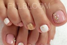 nails for foot