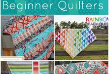 Quilting / by Julie Gleed