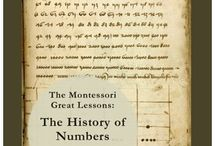 The Fifth Montessori Great Lesson: The Story of Numbers