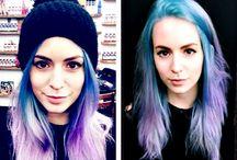 Coloured Hair | I Want. I Wish.  / by Kristin Ali