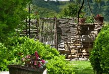 Garden Ideas / by Kim Love-Ottobre