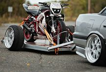 Bikes / Mean Motos!
