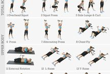 dumbbell weighted workout s