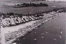 Vroeger Strandcamping Terherne / Foto's van de strandcamping van vroeger