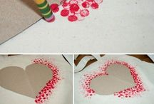 Valentines day crafts for toddlers