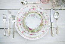 Inspiration || Tables + Tablescapes