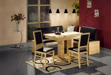 Rohové lavice Nábytek Iktus / Rohové lavice naleznou nejlepší uplatnění v domácnostech, stravovacích zařízeních či v hotelech jako sedací nábytek k jídelním stolům. Předpokladem pro umístění rohové lavice je pravoúhlý roh místnosti, čemuž odpovídá samotná její konstrukce.