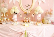 Dessert Table Ideas / Gorgeous wedding dessert table design ideas to highlight the perfect wedding / by CakeJournal