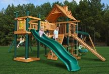 Playgrounds / by Crystal Vernon