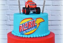 Blaze & The Monster Machines Party Ideas