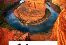 arizona / arizona havasi antelope canyon devil's bridge