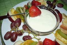 trempette aux fruits