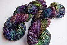 Yarns / Different attractive yarns!