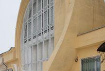 Constructivism/Bauhaus/International style