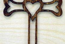 cruz en talla