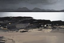 Paintings by Chris Bushe