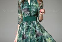 vestidos para linda