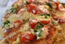 Seafood Recipes / A collection of seafood recipes from salmon to shellfish.