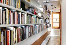 Decoração - biblioteca