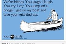 Makes me laugh..... / by Stephanie