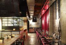 restaurante / by Beatriz Bohorquez