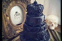 Gothic Cakes ♥