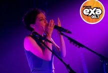 """*Natalia Lafourcade* / En su gira """"Buscando Raíces"""""""