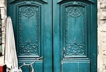 Doors galore / by Amber Khan
