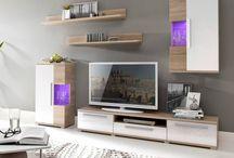 Nápady pre novú obývačku