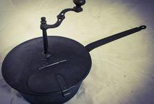 Coffee Roasting old days/Koffie brouery en rooster tegnieke in die ou dae