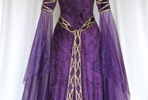 Medieval Fashion / Ideas for RenFest