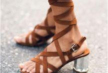 pæn i sko