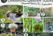 Gardens  (BEAUTIFUL YARDS)
