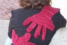 Weird Knitting Patterns / Weirdly wonderful and uncategorizable knitting patterns to prove that knitters can knit anything!