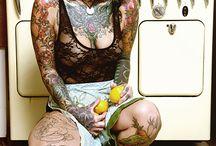 Tattoos  / by Christine Faris
