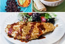 Recipes and Yummy Stuff / Love to cook and try new recipes. / by Kathy Ford