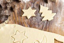 Vianočné pečivo, sušienky...