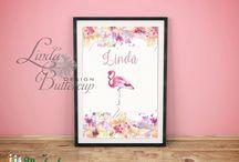BABY NURSERY DECOR / Nursery Print, Nursery Printable, Baby room Decor, Nursery Decor, Baby Decor, Kids Room Decor