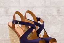 Walking beauty / Shoes everywhere