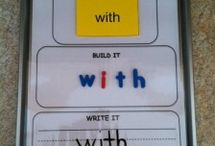 Sight Words, Literacy &Spelling