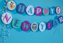 A Disney New Year at Home